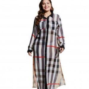Dresses & Skirts - Shirt dress NWT